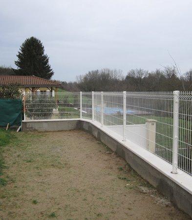 pose de clôture Mâcon, pose de clôture Bourg-en-Bresse